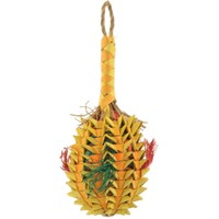 Pineapple Foraging Parrot Toy - Medium