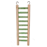 Pedicure Ladder for Parrots 9 Steps