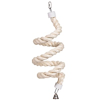 Parrot Boing - Sisal Spiral Bouncing Perch - XLarge