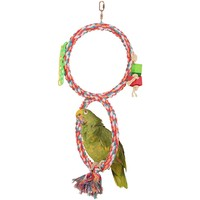 Double Cotton Swinger For Parrots