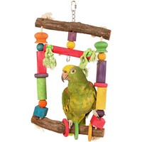 Activity Swing For Parrots
