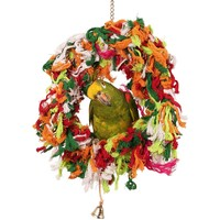 Funtime Preening Parrot Toy