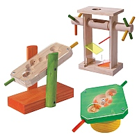 Northern Parrots Foraging Toys Kit