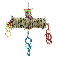 Holy Squawkamole Parrot Toy