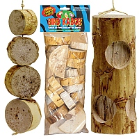 Jumbo Kabob Pack - Fun Natural Chewable Parrot Toys