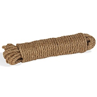 Jute Rope Parrot Toy Making Part - 3/16