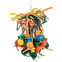 Spiddy Parrot Toy - Jumbo
