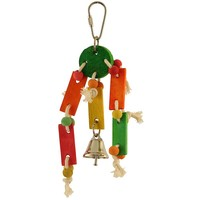 Coin Toss Pet Bird Toy