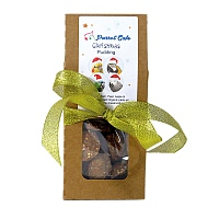 Parrot Cafe Christmas Pudding Parrot Treats - 100g