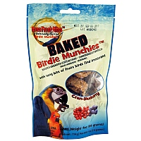 Oven Fresh Birdie Munchies Parrot Treat Cran & B`berry 114g