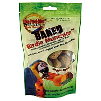 Oven Fresh Birdie Munchies Parrot Treat - Vegetable - 114g