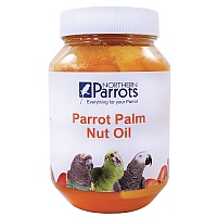 Parrot Palm Nut Fruit Extract Oil - 500ml