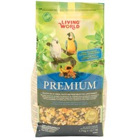 Hagen Living World Large Parrot Premium Seed 1.7Kg