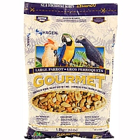 Hagen Gourmet Seed Mix Large Parrot  Food