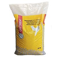 Bird Sand With Oyster Shell 25kg