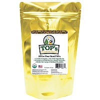 TOP`s All-in-One Parrot Seed and Soaking Mix
