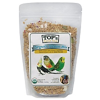 TOP`s Organic Dream Mix Small Parrot Food