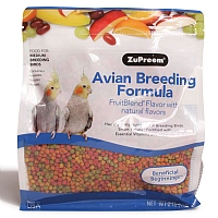 ZuPreem FruitBlend Breeder Diet Medium Parrot