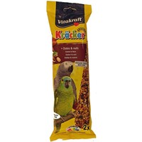 Vitakraft Parrot Treat Sticks Dates & Nuts