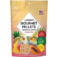 Lafeber Gourmet Pellets - Tropical Fruit - Cockatiel Food