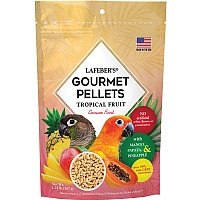 Lafeber Gourmet Pellets - Tropical Fruit - Conure Food
