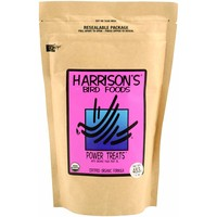 Harrison`s Power Treats - 1lb - Organic Treats for Parrots