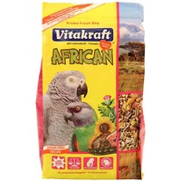 Vitakraft Large African Food - 750g