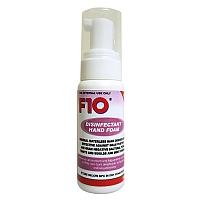 F10 Hand Foam - Waterless Hand Sanitiser