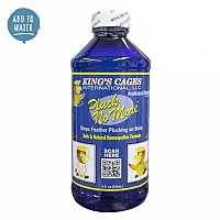Pluck No More - Natural Feather Plucking Remedy
