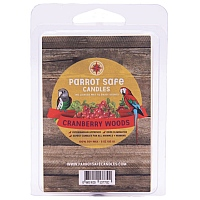 Parrot Safe Wax Melts - Cranberry Woods