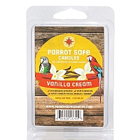 Parrot Safe Wax Melts - Vanilla Cream