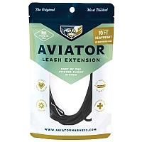 Leash Extension for Aviator Parrot Harness