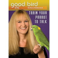Good Bird DVD 4 - Train Your Parrot To Talk