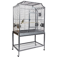 Amazona 3 Top Opening Parrot Cage and Stand