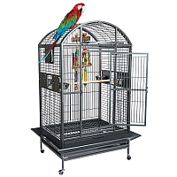 Santos Dome Top Parrot Cage - 2 Colours