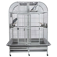 Castello 1 - Medium Parrot Cage with Divider