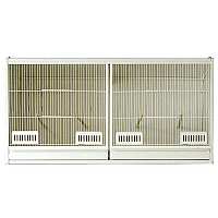 Lima Breeding Cage for with optional Stand and Cabinet